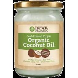Photo of Topwil Org Cp Vir Cnut Oil 500g