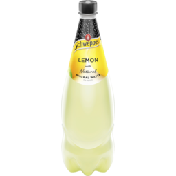 Photo of Schweppes Mineral Water 1.1l Lemon