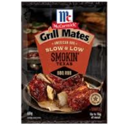 Photo of McCormick Grill Mates Texas BBQ 40gm