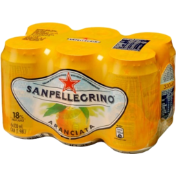 Photo of San Pell Aranciata 4x330ml