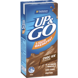 Photo of Up&Go Liquid Breakfast Choc Ice 350ml