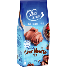 Photo of White Wings Chocolate Mousse Mix 200g