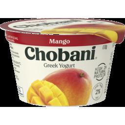 Photo of Chobani Greek Yogurt Mango 170g