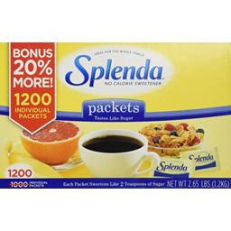 Photo of Splenda