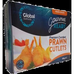 Photo of Global Prawn Cutlets Crumbed 500gm