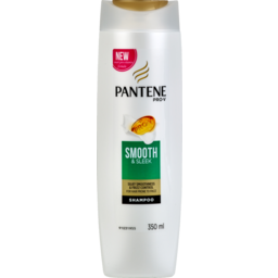 Photo of Pantene Pro-V Shampoo Smooth & Sleek 350ml 350ml