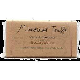 Photo of Monsieur Truffe 80% Dark Honeycomb Chocolate