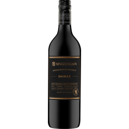 Photo of McGuigan Single Batch Shiraz 750ml