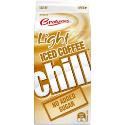 Photo of Brownes Chill Light Coffee 300ml