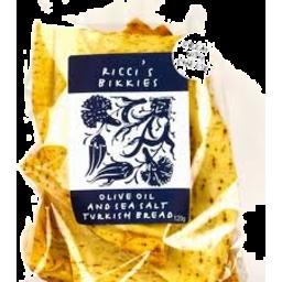 Photo of Riccis O/Oil & Sea Salt 120g