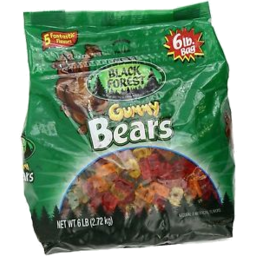 Photo of Black Forest Gummy Bears