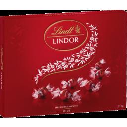 Photo of Lindt Lindor Gift Box Milk 235g