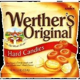 Photo of Werther's Original Hard Candy Sugar Free