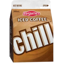 Photo of Brownes Iced Coffee Chill 300ml