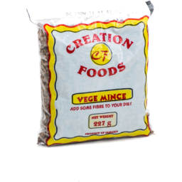 Photo of Creation Food Veg Mince Flavored