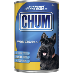 Photo of Chum With Chicken 1.2kg