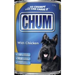Photo of Chum Dog Food Chicken 1.2 Kg