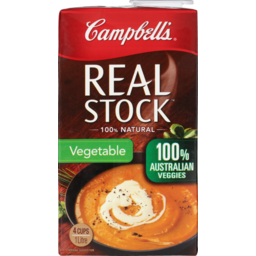 Photo of Campbell's Real Stock Vegetable 1l 1l