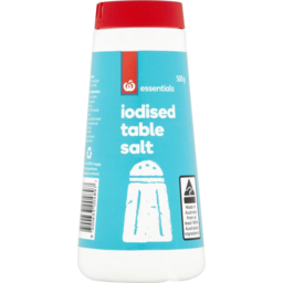 Photo of Homebrand Salt Table Drum Iodised 500g