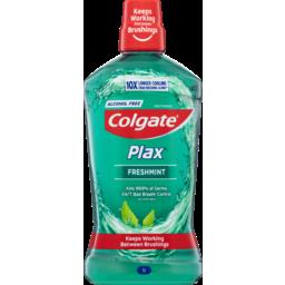Photo of Colgate Plax Freshmint Mouthwash 1