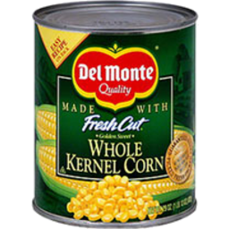 Photo of Del Monte Whole Kernel Corn