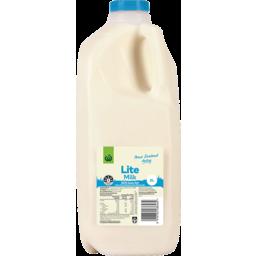 Photo of Homebrand Milk Lite 2L