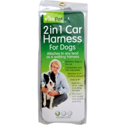 Photo of Vitapet 2 in 1 Car Harness for Small Dogs