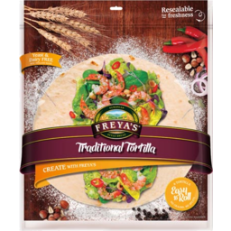 Photo of Tortilla Freyas Traditional 6 Pack
