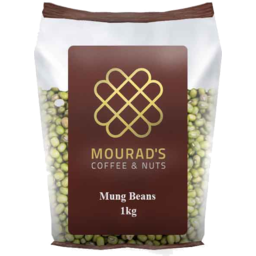 Photo of Mourads Mung Beans 1kg