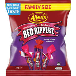 Photo of Allens Red Ripperz 330gm