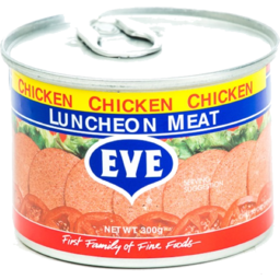Photo of Eve Chicken Luncheon Meat