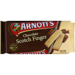 Photo of Arnott's Biscuits Chocolate Scotch Finger 250g 250g