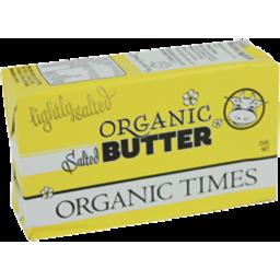 Photo of Org Times Butter Salt 250g