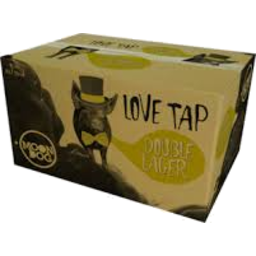 Photo of Moon Dog L/Tap Lager 24*330ml