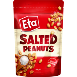Photo of Eta Peanuts Salted 400g
