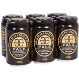 Photo of Mornington Peninsula Brewery Pale Ale Can 6 Pack