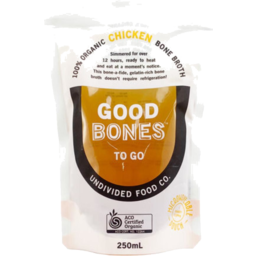 Photo of Undivided Food Co. Bone Broth - Good Bones (Chicken)