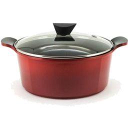 Photo of Neoflam Cookware Ecolon Casserole Dish - 28cm (Red)