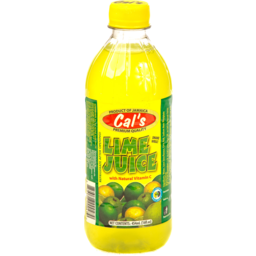 Photo of Cal's Lime Juice