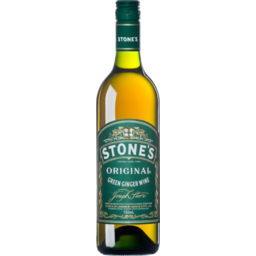 Photo of Stones Green Ginger Wine