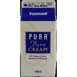Photo of Pura Pure Cream (600ml)