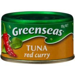 Photo of Greenseas Tuna Red Curry 95g