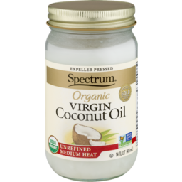 Photo of Spectrum Organic Virgin Oil Coconut