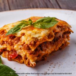 Photo of Lasagne - Beef