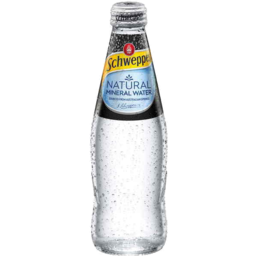 Photo of Schweppes Mineral Water