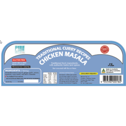Photo of Chicken Masala Curry 325g