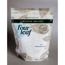 Photo of Four Leaf - Flour - Wheat Wholemeal Self Raising Flour - 1kg