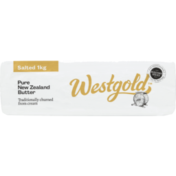 Photo of Westgold Butter Salted 1kg