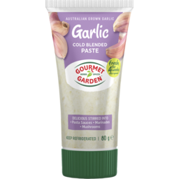 Photo of Gourmet Garden Garlic Paste 80gm