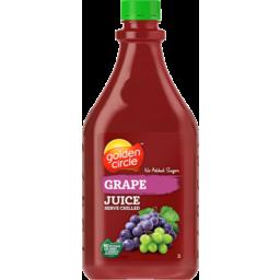 Photo of Golden Circle Grape Juice 2lt